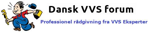Dansk VVSforum - professionel rådgivning og VVS-hjælp